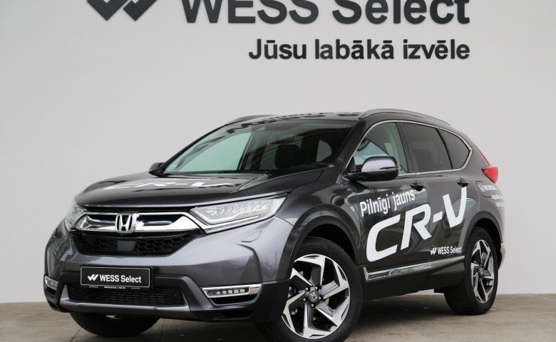 Mazlietota HONDA CR-V Executive AWD Wess Select Auto Salons