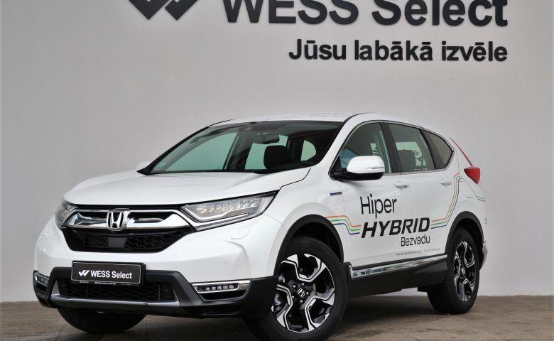 Mazlietota HONDA CR-V Hybrid Elegance AWD Wess Select Auto Salons